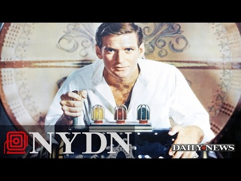 Rod Taylor, 'Time Machine' Star, Dead at 84