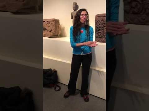 Whole Yoga Fall 2016 HYTT: Trip to Denver Art Museum-Video 1