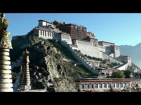 Potala Palace, Lhasa, Tibet in HD