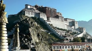 Potala Palace, Lhasa, Tibet, China in HD