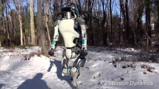 Робот от Гугл (Google) и Boston Dynamics,  трансформер по имени Чаппи, настоящее имя Atlas