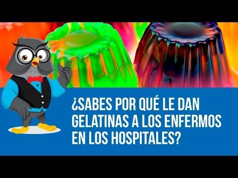 ¿Sabes Por Qué Le Dan Gelatinas A Los Enfermos En Los Hospitales?