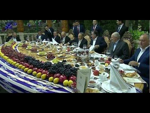 Ինչո՞ւ էին Դուշանբեի պաշտոնական ընթրիքին Փաշինյանին  նստեցրել մնացածից բավական հեռավորության վրա