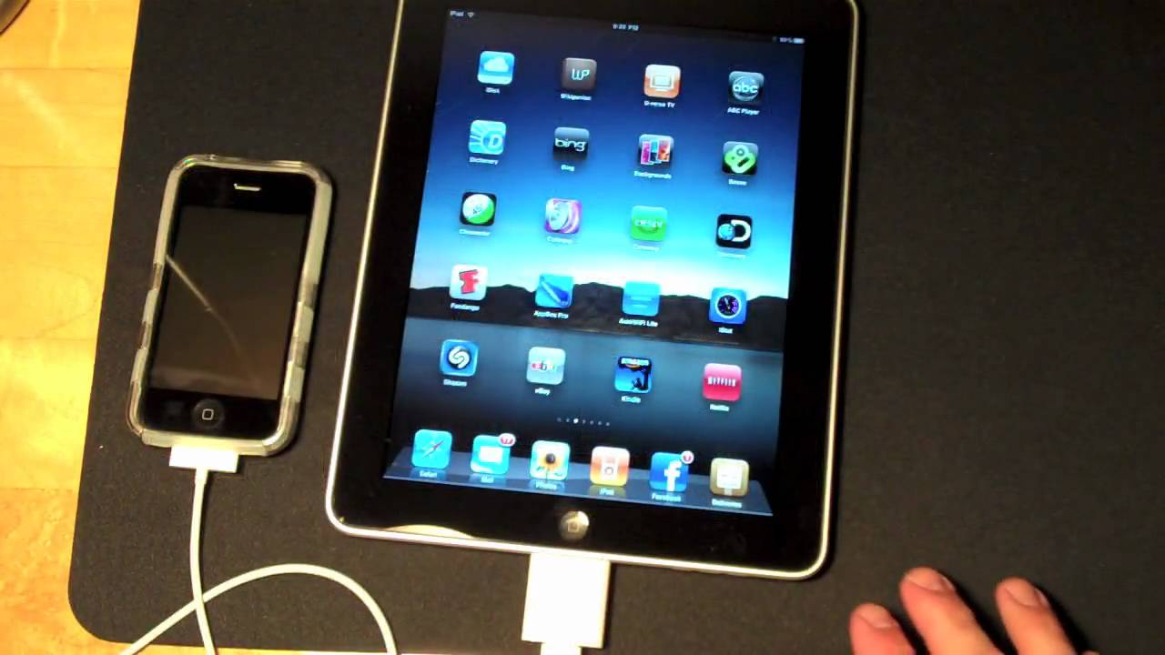 connect iphone to ipad apple connection kit 1765