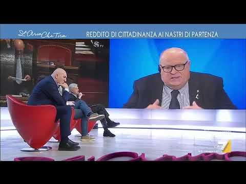 Rinaldi vs Cazzola: 'Mi fa piacere che hai la bandierina italiana' vs 'No, è francese'