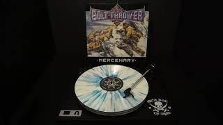 Bolt Thrower - Mercenary (LP Stream)