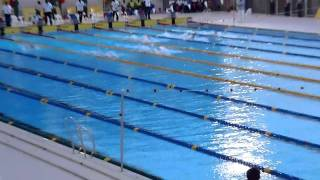 100m Backstroke Women -- All Africa Games 2011