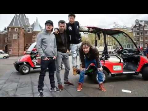 """""""The Italcar Job in Amsterdam - by Green Fun"""