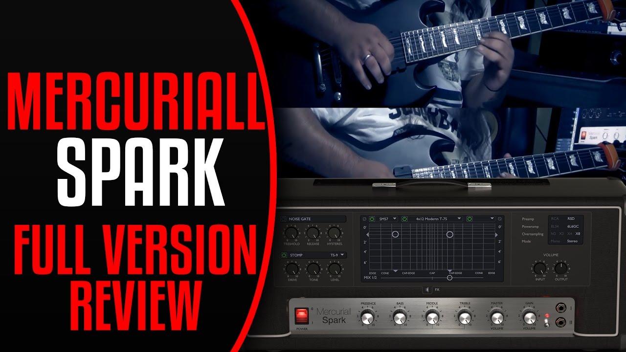 mercurial spark download