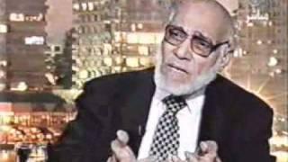 لقاء قوى بين زغلول   النجار  و عماد أديب رهييييب