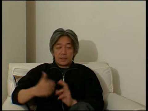 Ryuichi Sakamoto 坂本龍一 Interview part 1