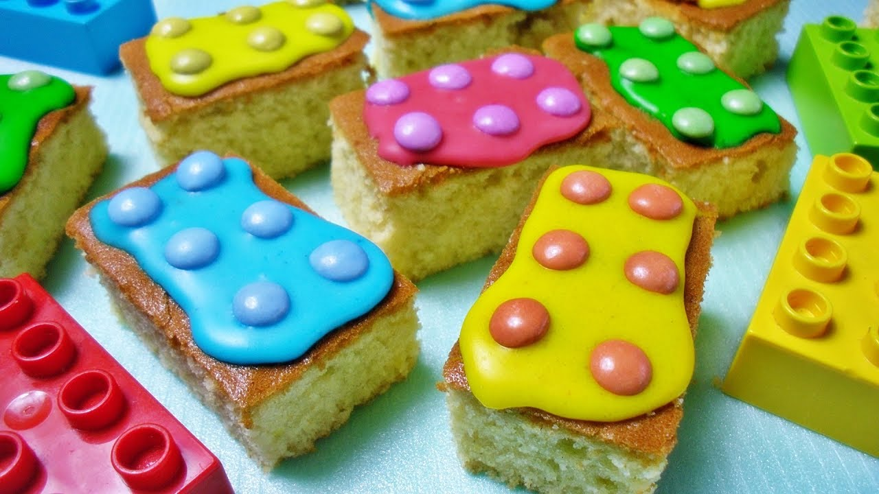 Rezept Lego Kuchen Ganz Einfach Selber Machen How To Make A Lego Cake Fantakuchen