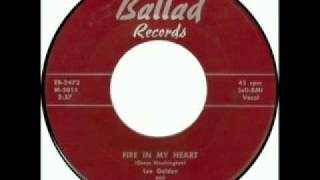 "Lee Golden and Trio Tres Bien: ""Fire in My Heart"""