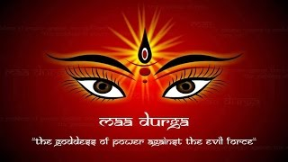 Beautiful Happy Navratri 2016 - Wishes in Hindi, Quotes, Greetings, SMS, E card