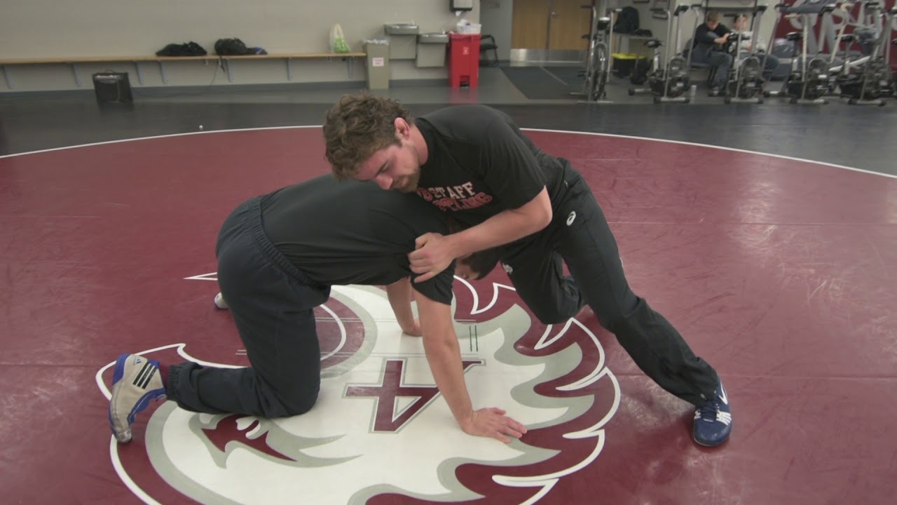 JROB Wrestling Camps | Intensive, Competition and Technique