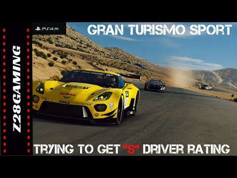 gran turismo sport penalty's for people crashing in to me