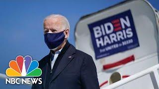 Biden Delivers Remarks In North Carolina | NBC News