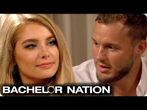 Demi Sneaks Into Colton's Bedroom But Things End BAD! | The Bachelor US