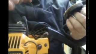 Как отремонтировать карбюратор (Walbro) на бензопиле