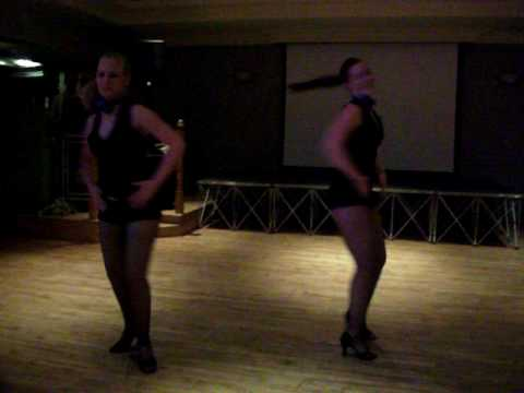 Latin collective team performance at Latin fire Guernsey 2010