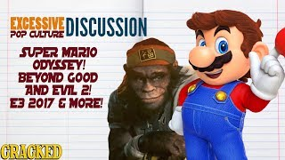 Super Mario Odyssey! Beyond Good and Evil 2! E3 2017 Review & More! - This Week In EPCD thumbnail