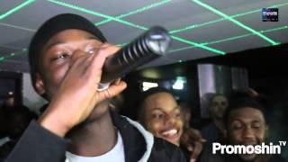 J HUS - (LIVE) DEM BOY PAIGON #KONS3 [ @JHusMusic ]