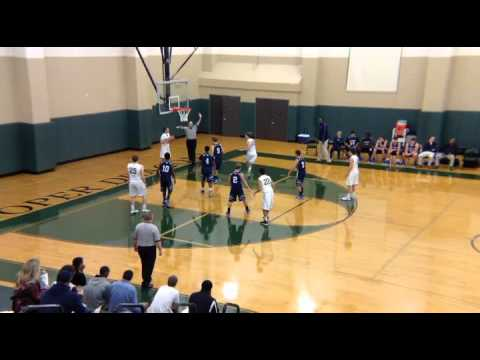 Cooper vs Cypress Christian complete game 11/11/14