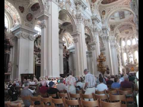 Passau Dom Orgelkonzert