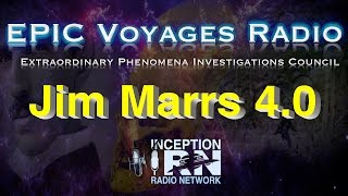 Jim Marrs 4.0 - Alien Agenda - EPIC Voyagers Radio