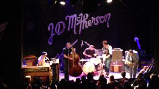 Video JD McPherson - Everybody's Talking 'Bout The All American download MP3, 3GP, MP4, WEBM, AVI, FLV Januari 2018