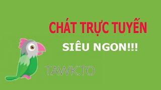 Tạo hộp chat trực tuyến Tawk to cho website MIỄN PHÍ