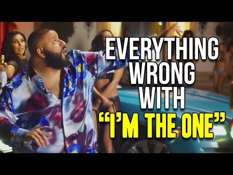 "Everything Wrong With DJ Khaled - ""I'm The One"""