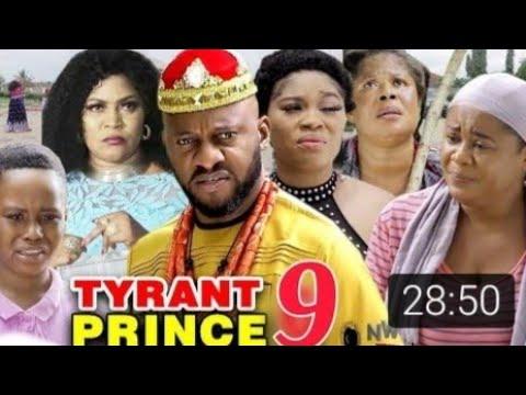 Download TYRANT PRINCE SEASON 9 - (New Movie) Yul Edochie 2020 Latest Nigerian Nollywood Movie Full HD