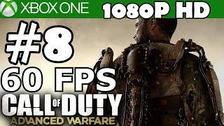 Call of Duty Advanced Warfare Walkthrough Part 8 Gameplay 60 FPS Let