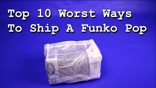 Baixar Top 10 Worst Ways To Ship Funko Pop Vinyl Figure Video
