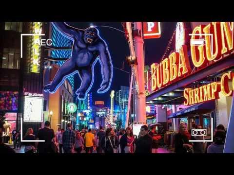 Universal CityWalk, Summer vacation destinations north america