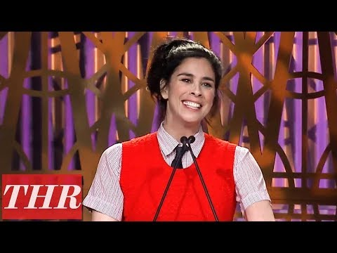 Sarah Silverman Full Speech at The Hollywood Reporter