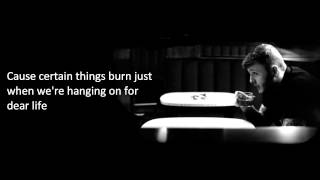 Certain Things by James Arthur (Lyrics)