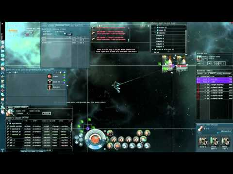 EvE Online - A Ghost Blog: Wormhole Exploration and Survival