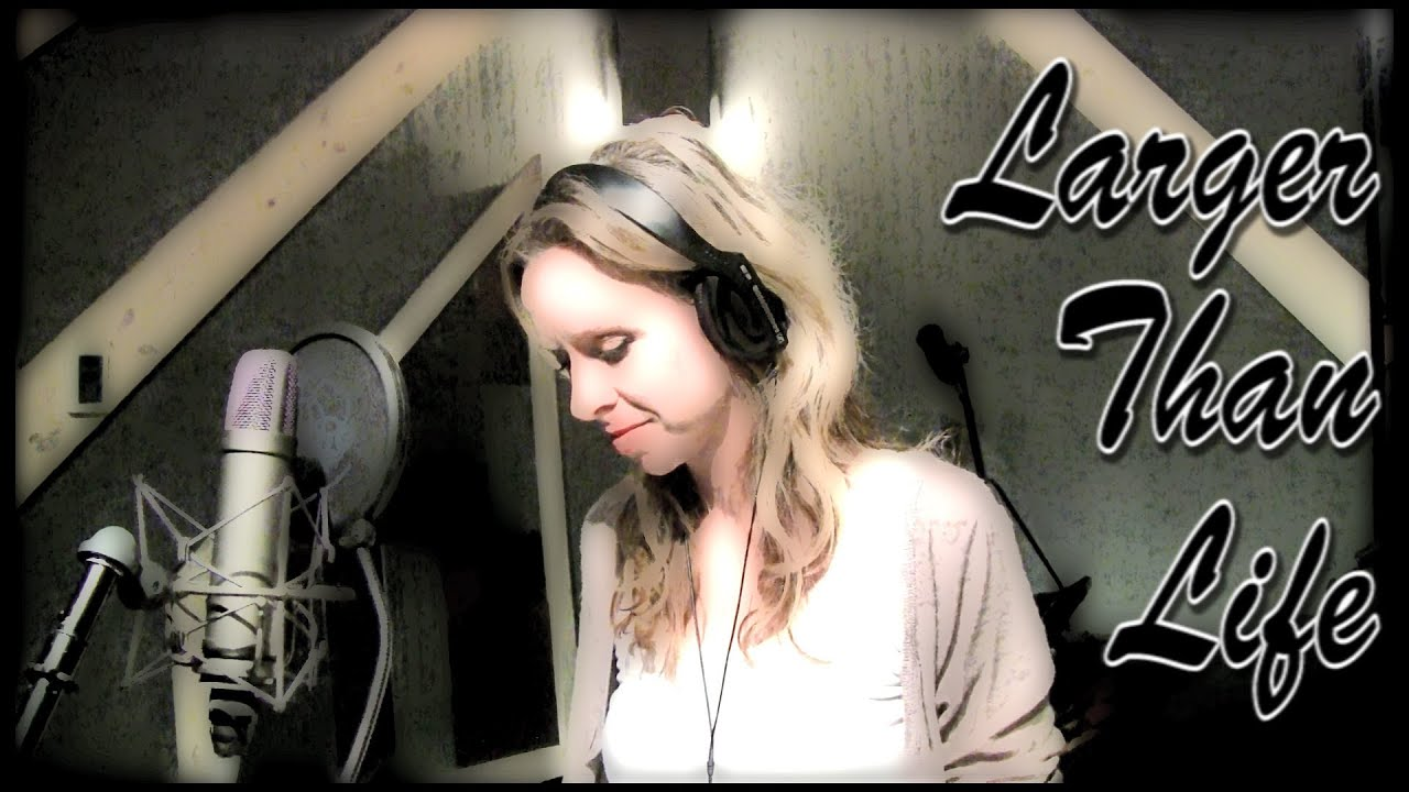 """Larger Than Life"" - Frankie Keane with Shea, Deb, Pierce and Ilene [Lofish 09/15/11]"