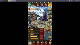 vikings war of clans Навыки героя