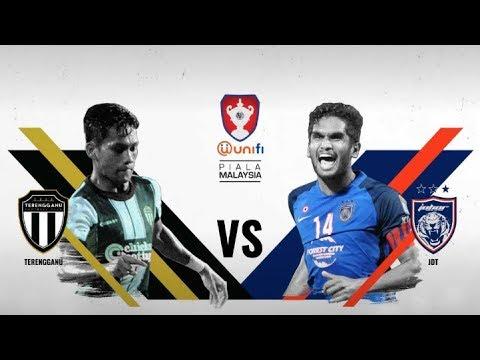 FULL HIGHLIGHT : JDT 2 - 3 Terengganu FC - 20.10.2018