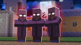 I Think This Minecraft Village is CURSED.. (Scary Minecraft Video)