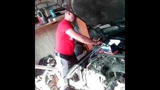 Audi 1.8 A6 AEB motor ta'mirlash T.