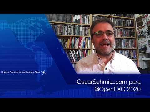 Embajador @OpenEXO Argentina: El por qué y el para qué...