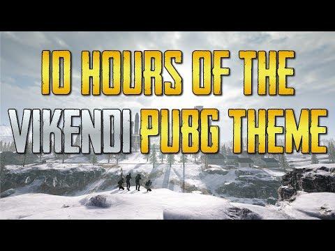 10 Hours of the PlayerUnknown's Battlegrounds (PUBG) Vikendi Music Theme