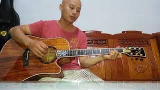 Khu pho ngay xua guitar Duy Lu