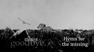 -Hymn for the missing- .