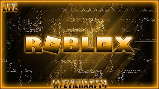 [Live] Roblox on Xbox One W/Evilhaavy4 (Road to 490 Subs)