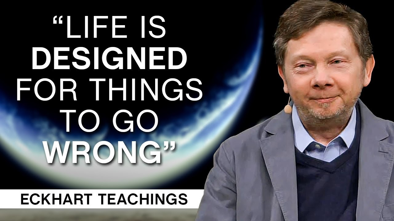 Download The Evolution of Consciousness Through Disruption | Eckhart Tolle Teachings